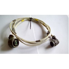 CLANSMAN RACAL VRM5080 VEHICLE POWER SUPPLY CABLE ASSY 1MTR LG